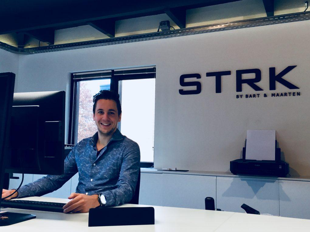 Nieuwe collega   STRK